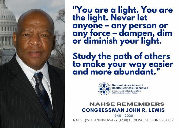 Congressman John R. Lewis